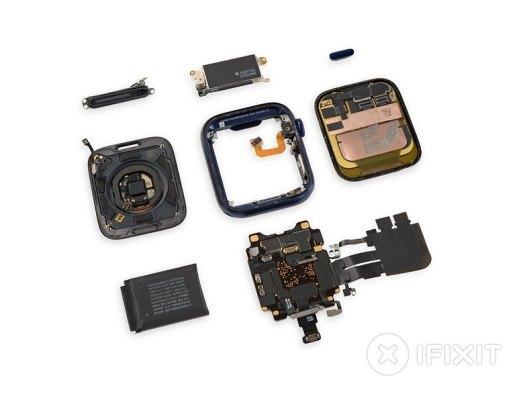 Apple Watch Series 6 Teardown iFixit 2