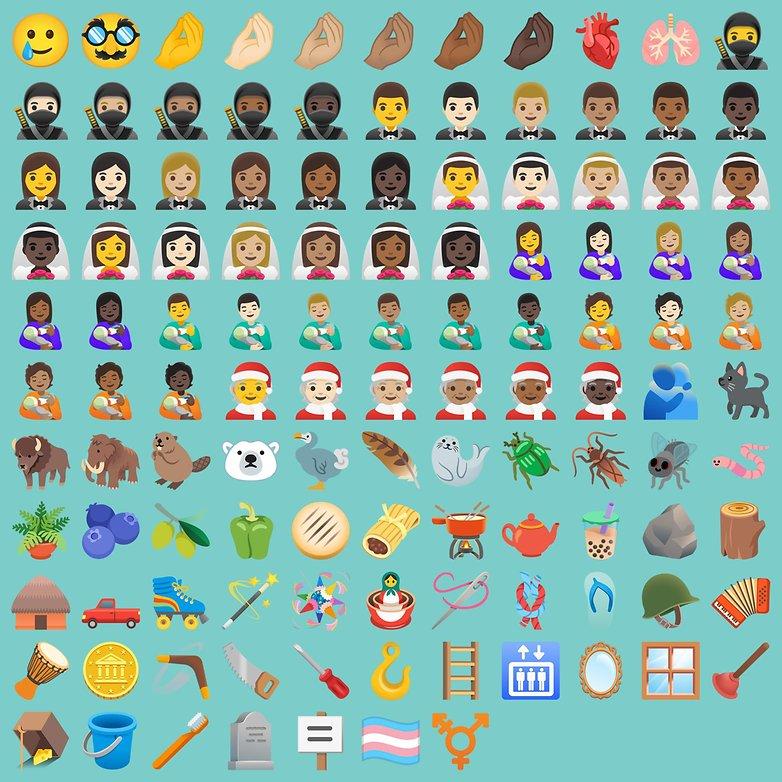 Emojipedia Android 11