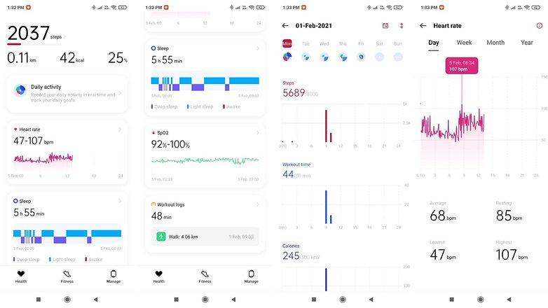 OnePlus Band App 1