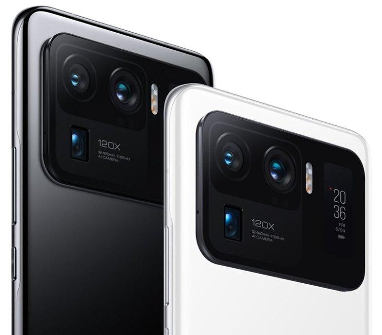 Xiaomi Mi 11 Ultra Back