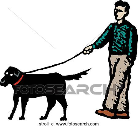 clipart of stroll