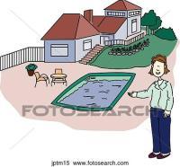 Backyard Pool Clipart | www.pixshark.com - Images ...