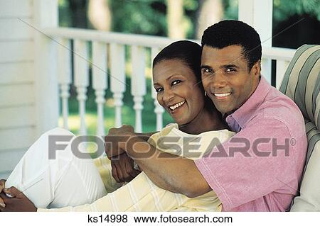 romantic couples african