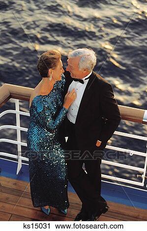stock of romantic couples