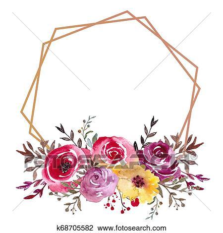 wreath template # 26