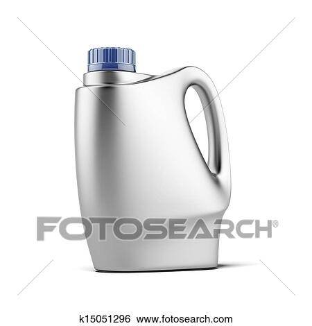 Canister with machine oil Stock Illustration | k15051296 | Fotosearch
