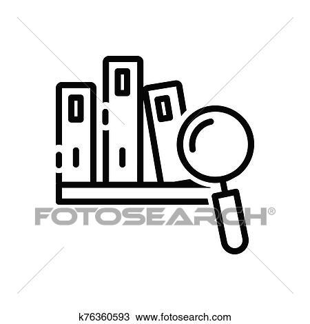 Case-Study Clipart   k76360593   Fotosearch