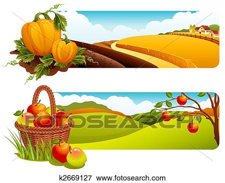 stock illustration of harvest k2669127