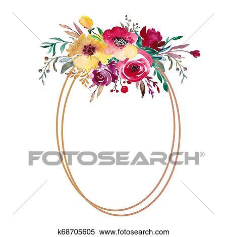 wreath template # 77