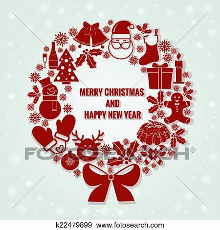 歡樂的聖誕節,Best wishes for a wonderful NewYear. 獻上最誠摯的祝福,街道上充滿著聖誕節的氣息, 卡片 美工圖案   k22479899   Fotosearch