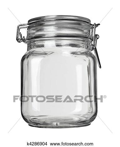 kitchen jars art work 玻璃罐子 厨房 盘 图吧 关闭 在中 罐子 在怀特上 背景