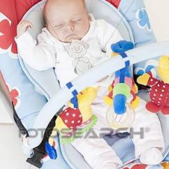 Baby Sleeping Chair Sex Videos Stock Photography Of One Month Old Girl In S