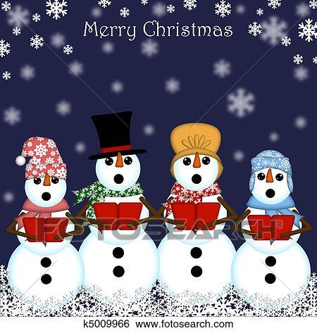 stock illustration of christmas