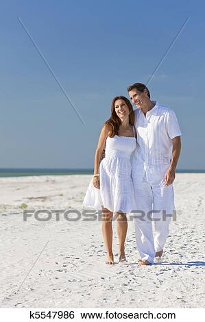 stock of romantic couple