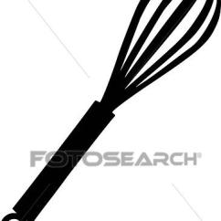Kitchen Whisk Movable Cabinets Clipart Of K43569012 Search Clip Art Illustration