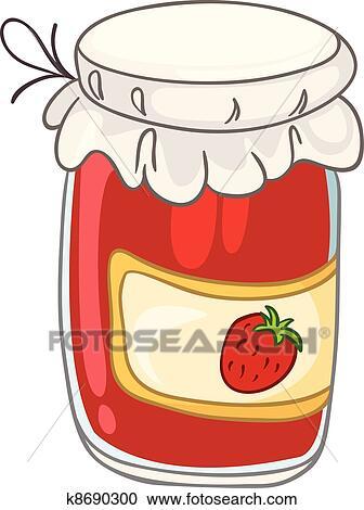 kitchen jars faucet for 卡通漫画 家庭厨房 罐子 剪贴画 fotosearch 搜寻边框