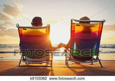 stock of happy romantic couple