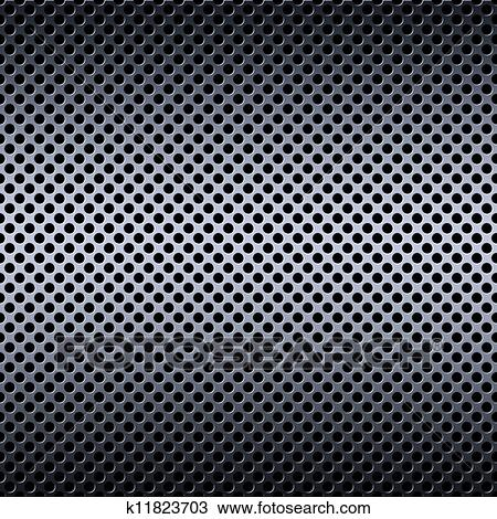 86e8b1145d2 ... Drawing of Metal mesh background with reflections k11823703 - Search ...