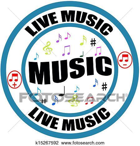 live music clip art free cliparts
