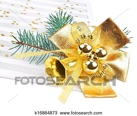 Christmas Decorations Drawing K16864873 Fotosearch