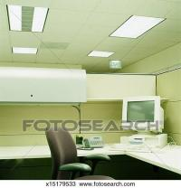 Stock Photo of Office Cubicle x15179533 - Search Stock ...