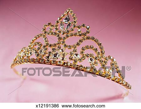 Stock Images of Diamond Tiara x12191386 Search Stock