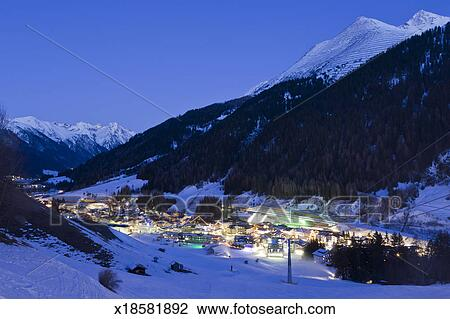 arlberg becomes austrias largest ski area thanks newly 1