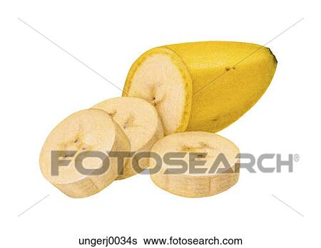 stock illustration of sliced