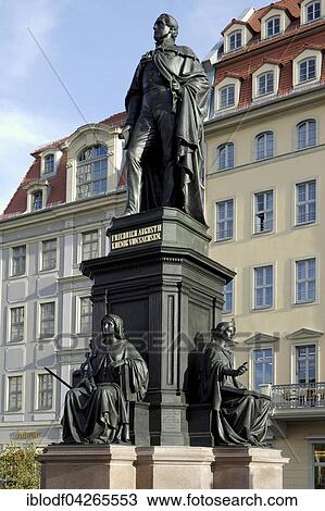 Friedrich August Ii King Of Saxony Before The