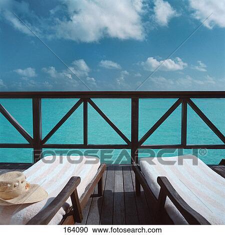 Stock Photography of balcony balustrade bar barrier