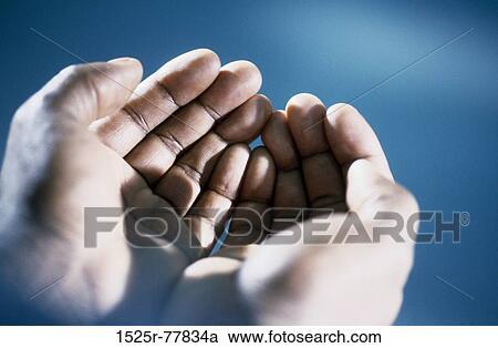 hands blur body parts