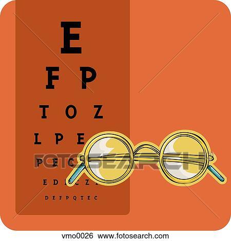 Optometry Stock Illustration | vmo0026 | Fotosearch