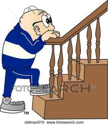 stairs climbing illustration clipart clip fotosearch drawings