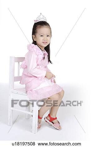 little girl chairs stool chair meaning pictures of sitting on and smiling at the camera