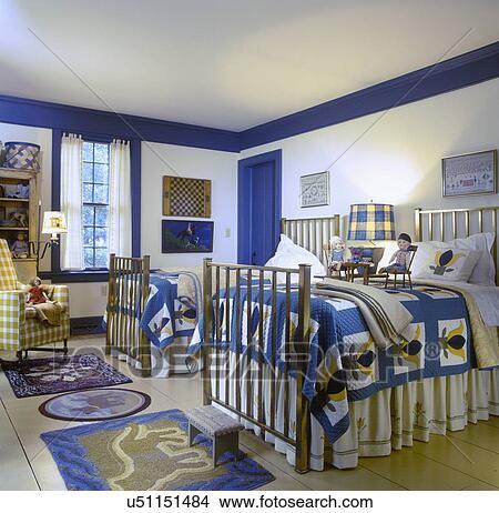 bedrooms children s room country