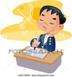 student junior clip middle clipart secondary upper cliparts graphic vector graphics fotosearch