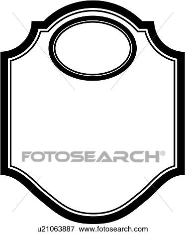 , blank, border, dome, fancy, frame, sign, panel, shapes