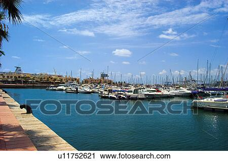 spain alicante harbor harbour