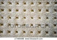 Pictures of Textured beige carpet with square pattern ...