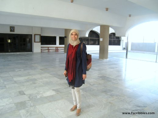 Visiting Muscat Private School