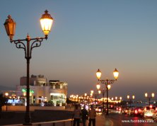 Muscat at Dusk