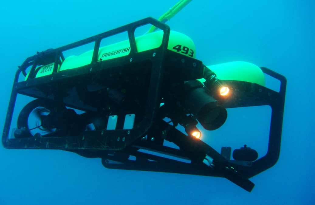 In Too Deep: Behind the Scenes with a Deep-Sea Robot Technician