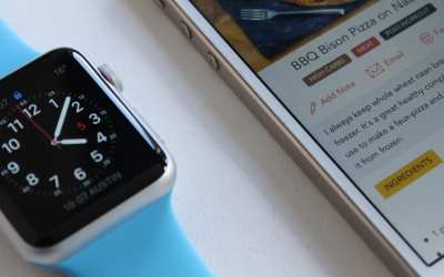 iPhone 6 Plus + Apple Watch: A Field Service Dynamic Duo?