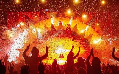 Field Service Pros Set the Stage for Summer's Biggest Music Festivals