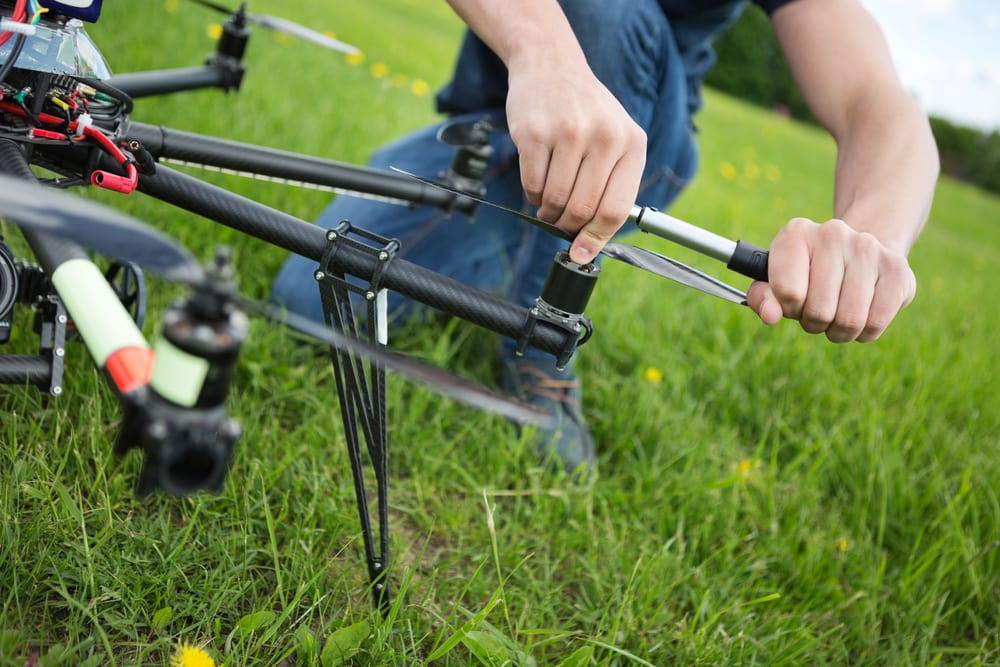 The New Drone Doctors: Keeping Field Service's Favorite Gadgets Airborne