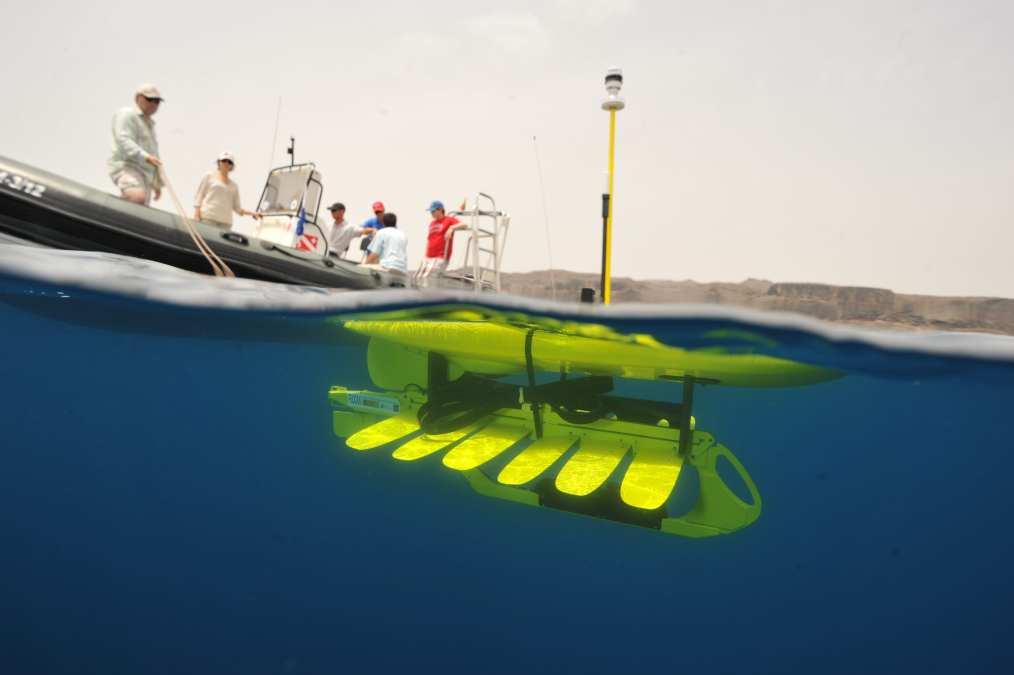 Underwater Drones: The New Offshore Explorers
