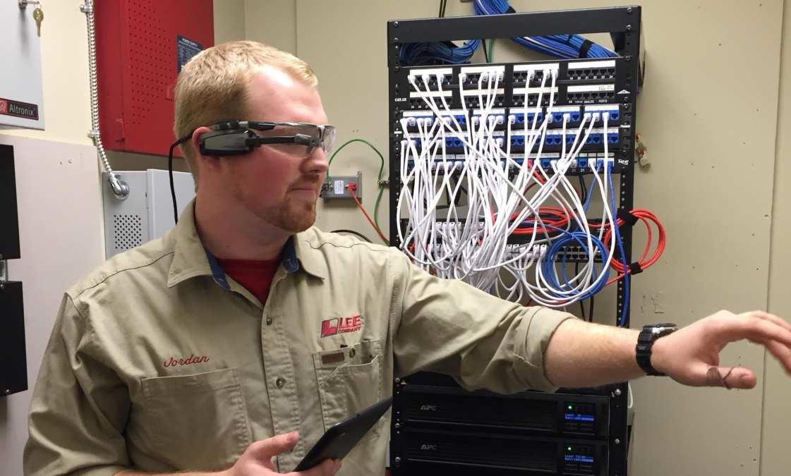 Lee Company Fights Brain Drain with Massive Smart Glasses Rollout