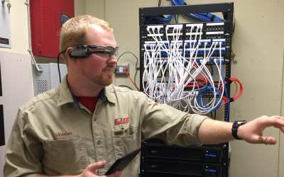 Lee Company Fights Brain Drain with Massive Smart Glasses Rollout