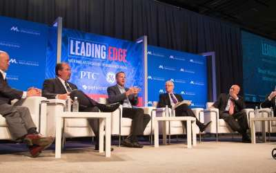 ServiceMax Joins Industry Heavyweights to Discuss IoT in the Motor City