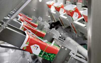 When Machines Talk: Swiss Food Packaging Giant Dishes Up Digital Maintenance
